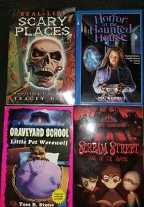 Other - Kids Scary Book Bundle